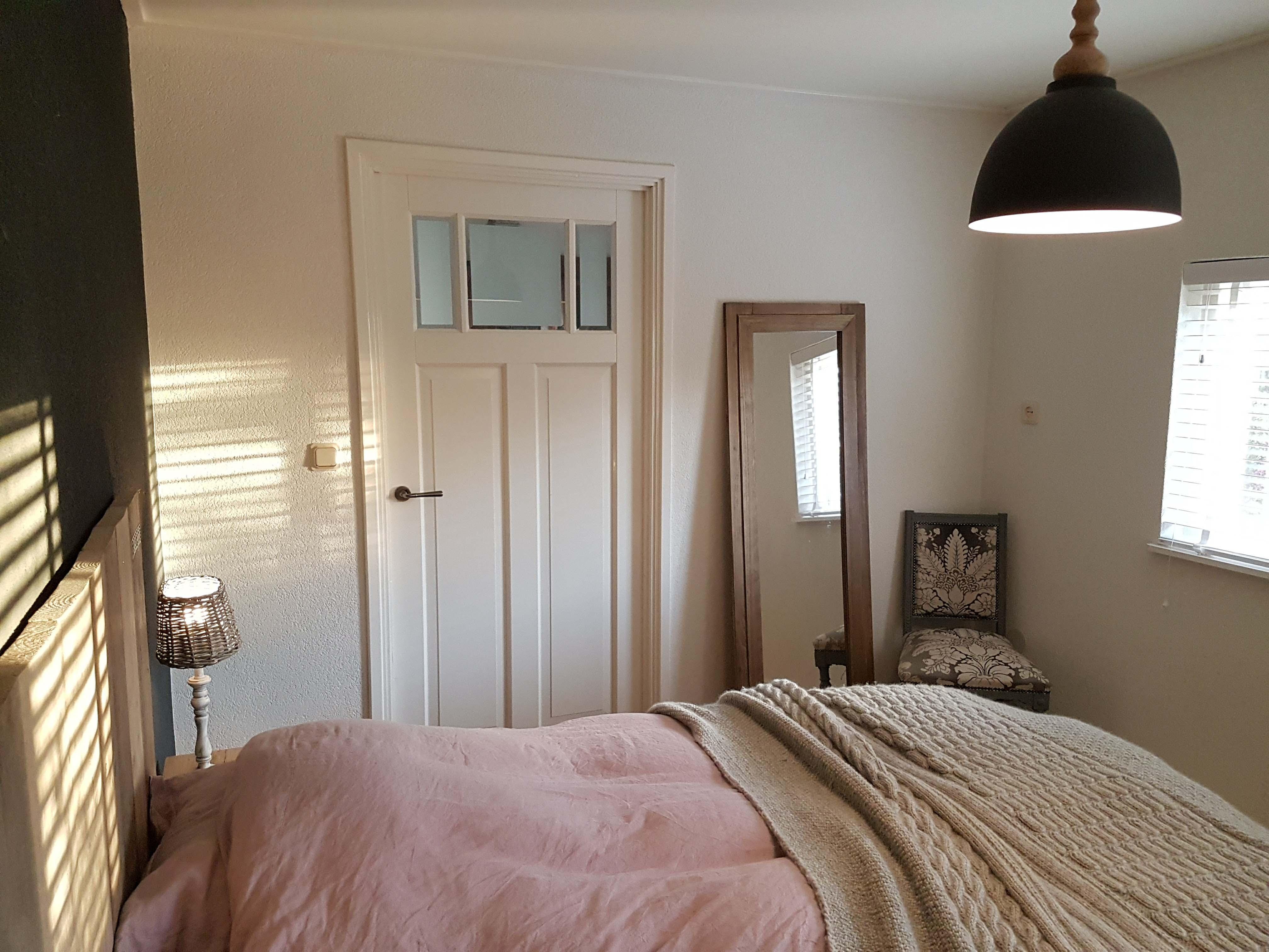 lichtinval slaapkamer