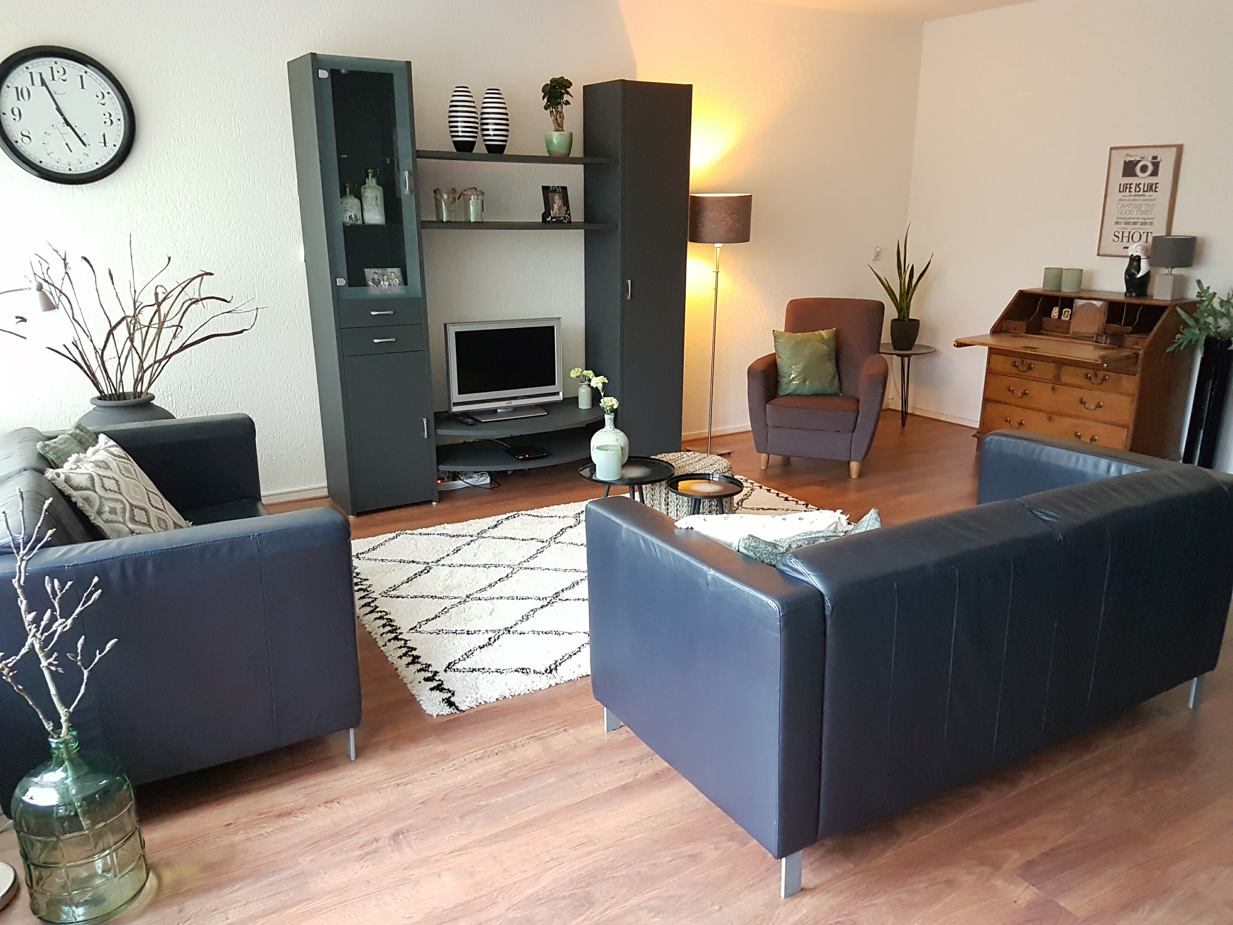 Styling woonkamer - Sandra\'s Interieurstyling