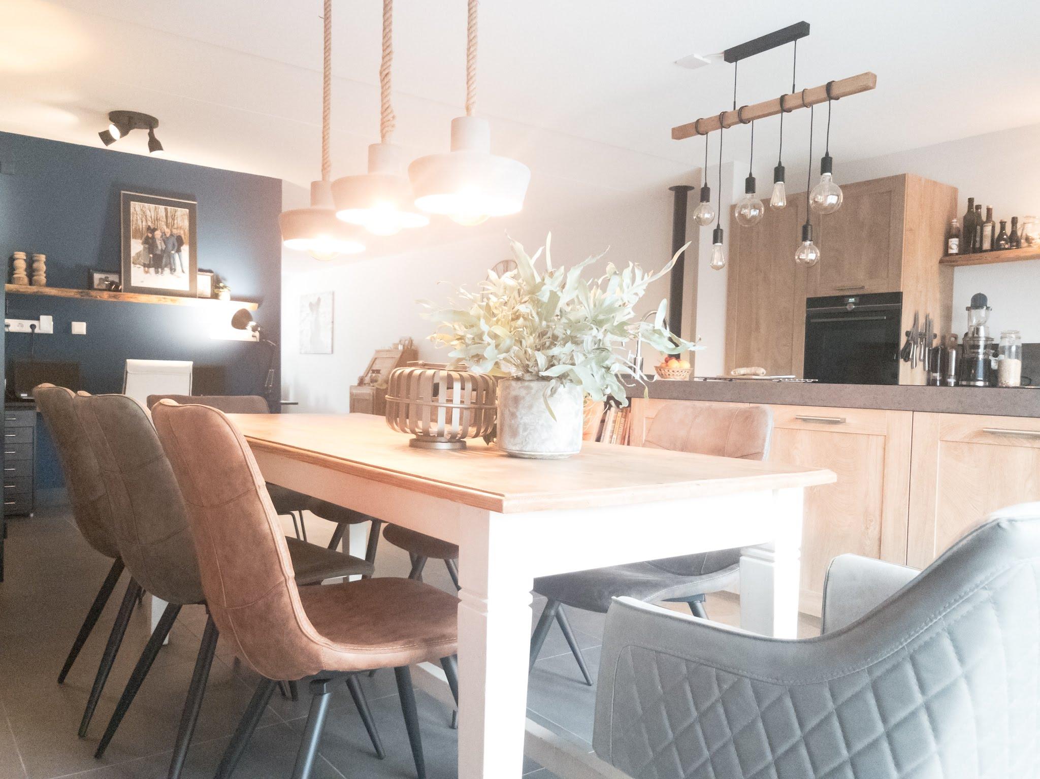 Verbouwing keuken en herinrichting woonkamer Sandra's Interieurstyling (3)