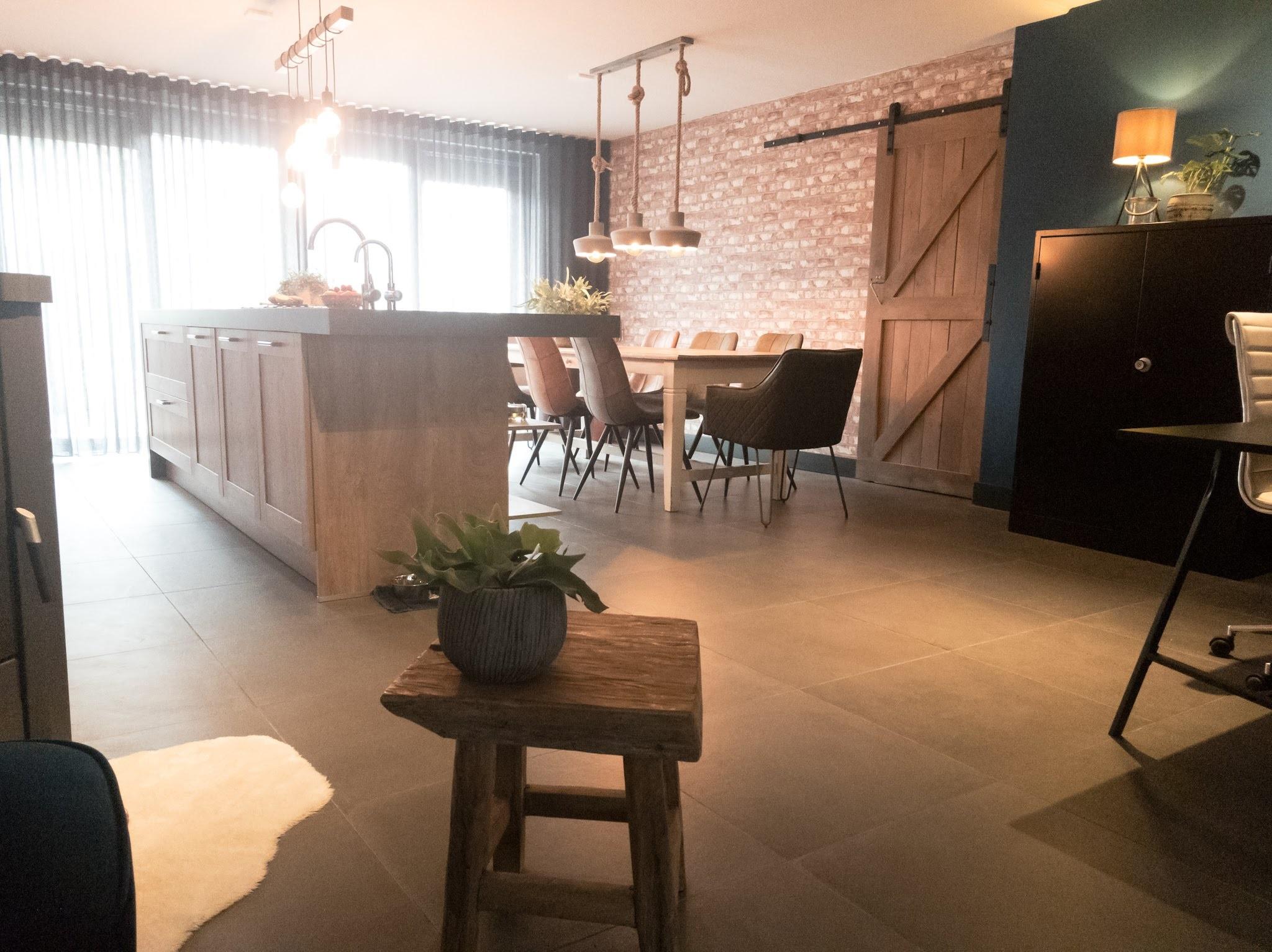 Verbouwing keuken en herinrichting woonkamer Sandra's Interieurstyling (4)