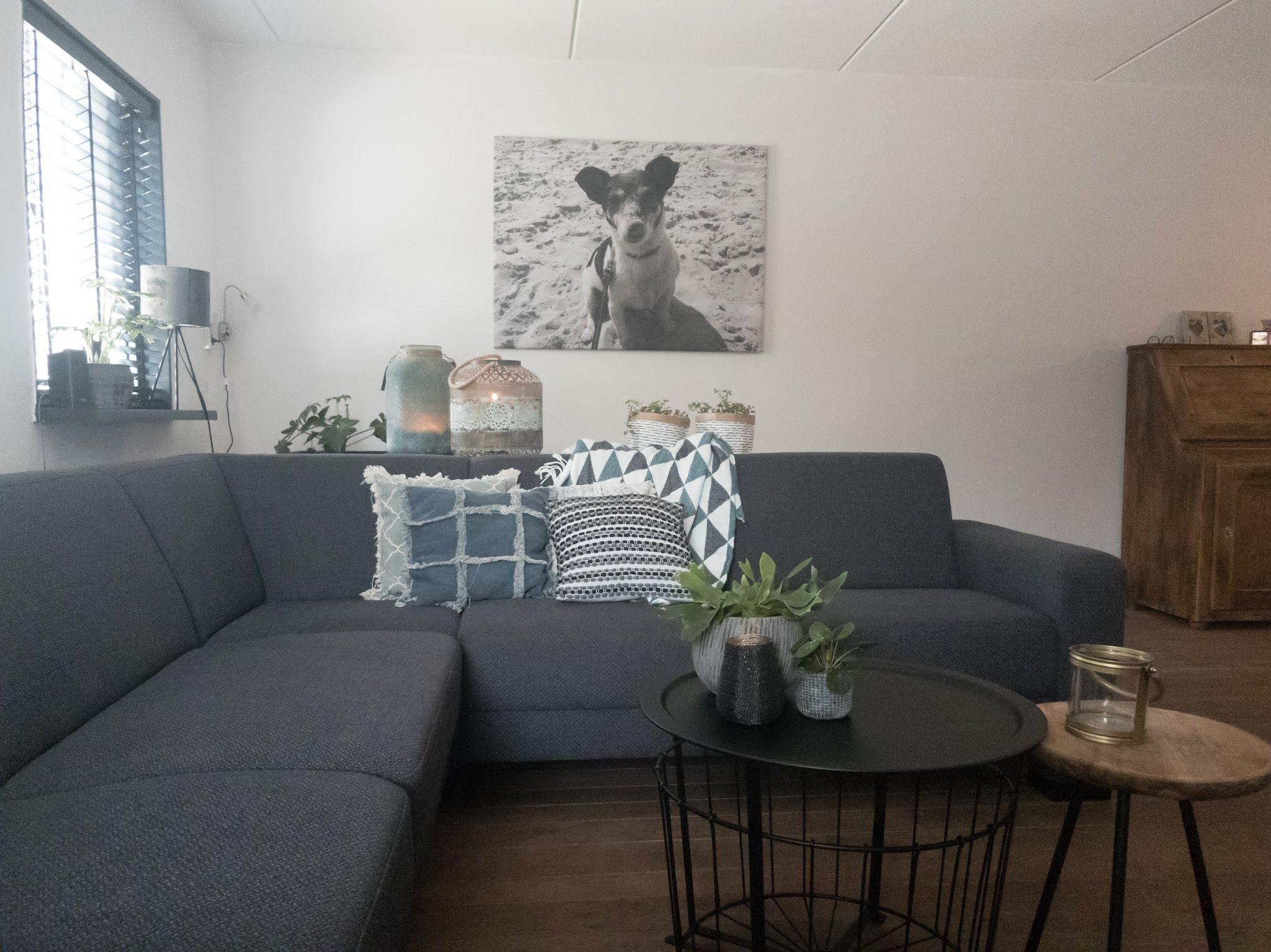 Verbouwing keuken en herinrichting woonkamer Sandra's Interieurstyling (5)