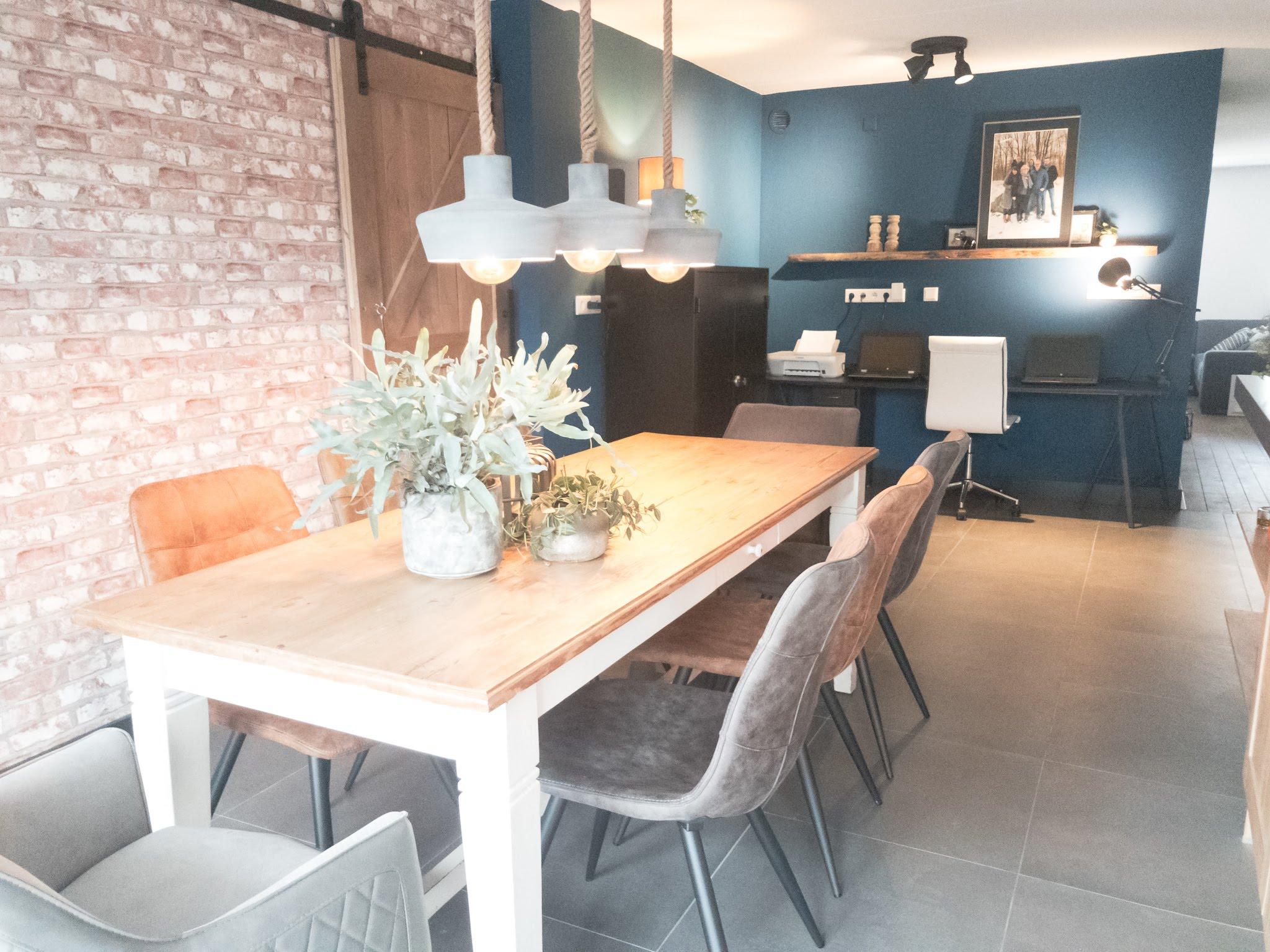 Verbouwing keuken en herinrichting woonkamer Sandra's Interieurstyling (6)