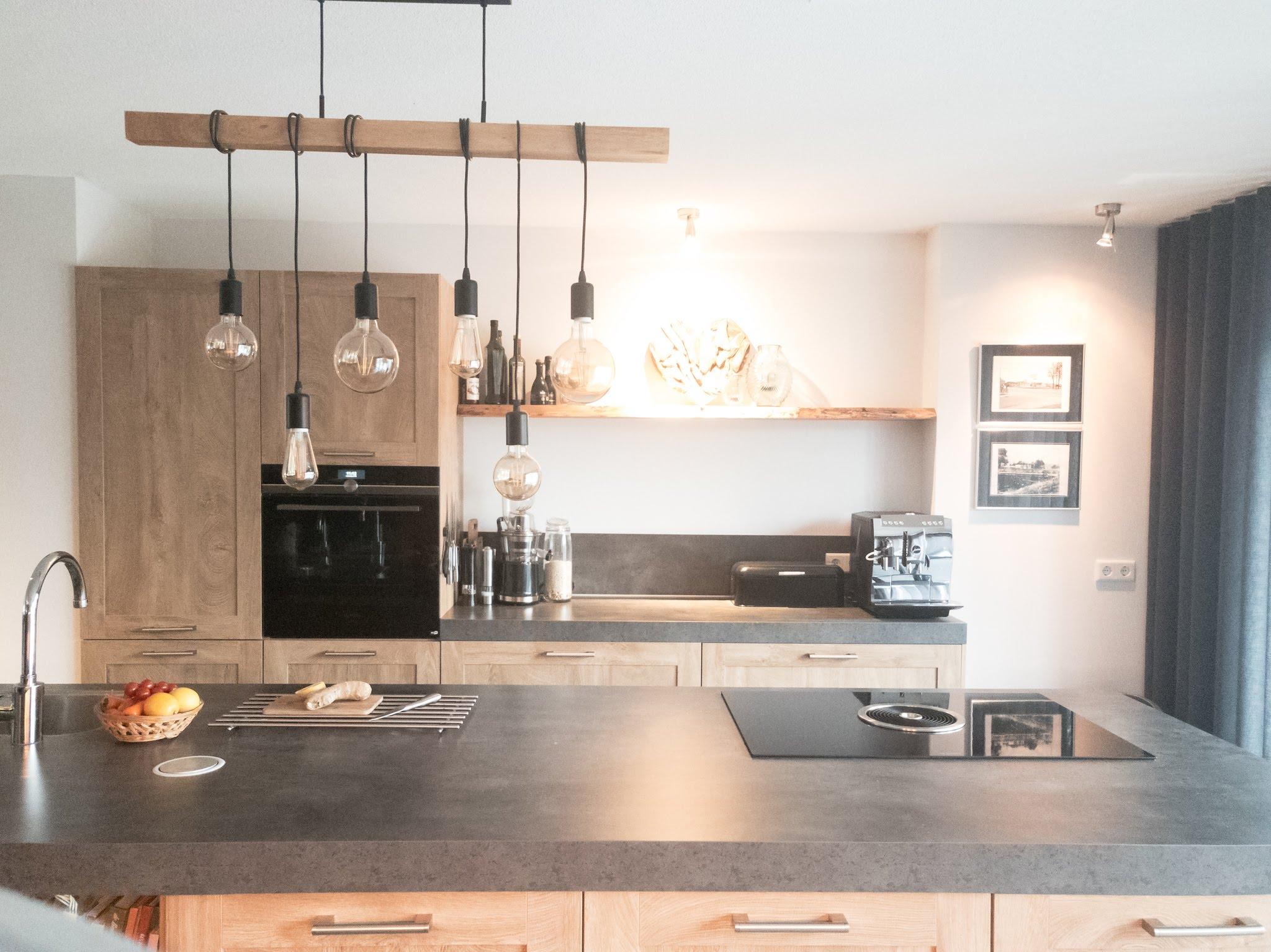 Verbouwing keuken en herinrichting woonkamer Sandra's Interieurstyling (8)