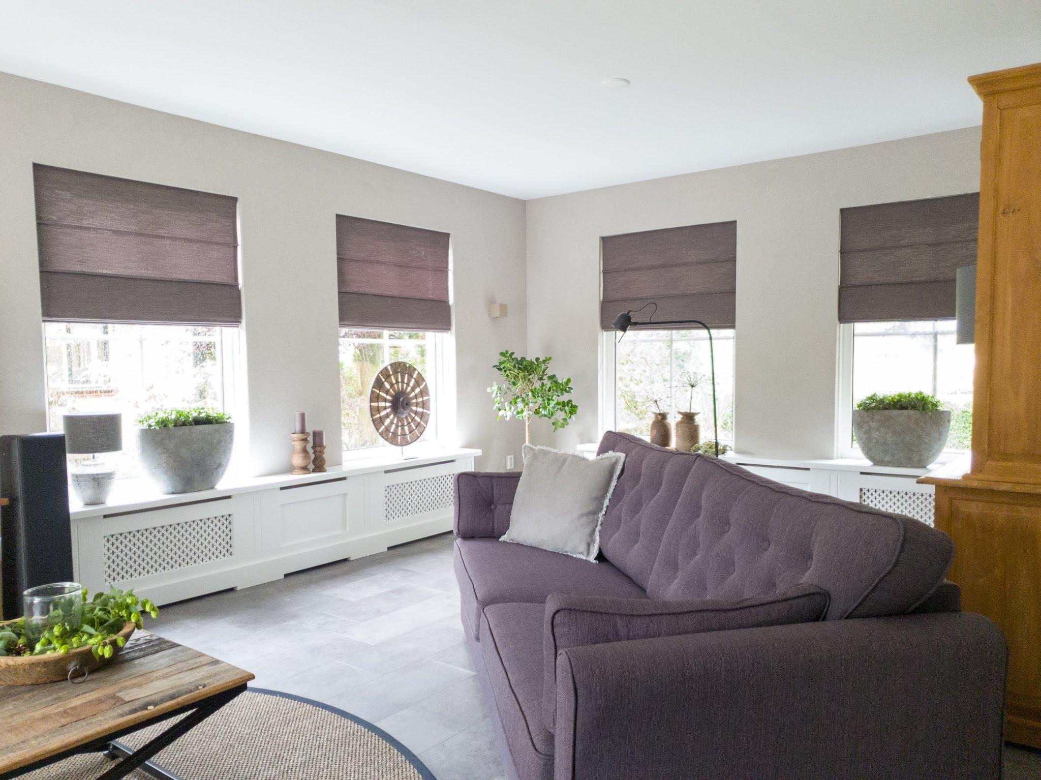Landelijke herinrichting woonkamer keuken sandra's interieurstyling (3)